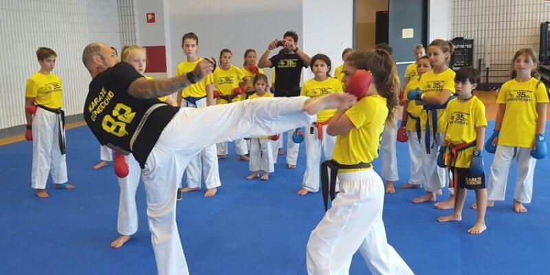 preparazione atletica karate