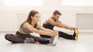 mobilità articolare stretching