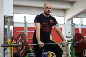 personal trainer weigthlifting rimini