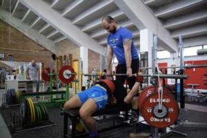 personal trainer powerlifting rimini