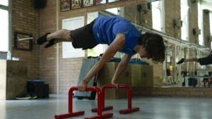 personal trainer calisthenics rimini