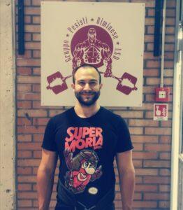 Matteo Masi personal trainer rimini