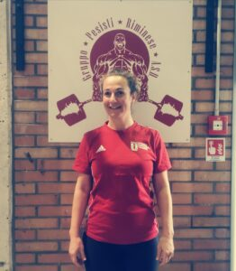 Chiara Marconi personal trainer rimini