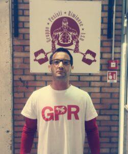 rimini personal trainer Fabio Guglielmini